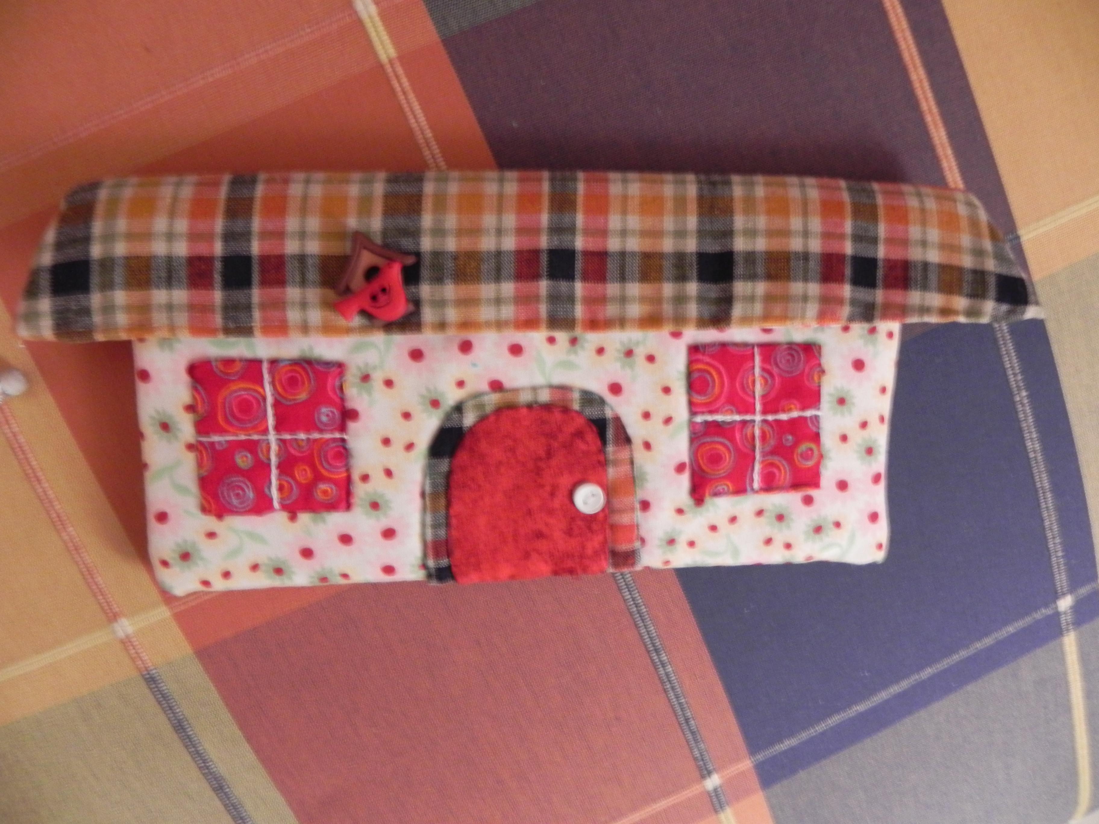 Estuches para lapices patchwork game
